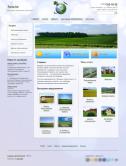 Сайт о продаже земли